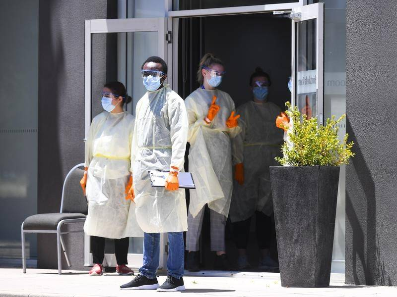 The focus of Australia's COVID-19 battle has switched back to the management of quarantine systems.