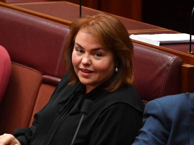 Senator Kimberley Kitching has asked hundreds of questions about spending at the union watchdog.