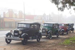 Around 200 Model A Ford cars will be seen on the Goulburn streets as part of 27th national meet of NSW Model A Ford Club in 2022. Pic: Supplied